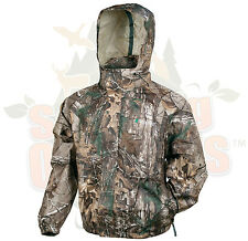 M MD Medium Frogg Frog Toggs XTRA Camo Pro Action Rain Jacket PA63102-54MD