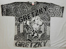 RARE #99 WAYNE GRETZKY L A KINGS T SHIRT TSHIRT made in usa sportee's ADULT XL