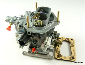 VOLVO 340 1400cc 1978-81 GENUINE ITALIAN WEBER 32 DIR  CARB/CARBURETTOR NEW