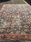 12x15 Antique Hand Knotted Oriental Rug