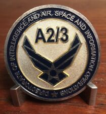 USAF A2/3 Directorate of Intelligence and Air Space and Information Operations