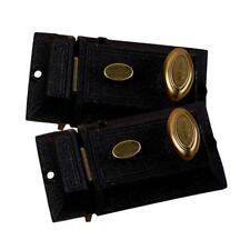 BIN Front Door Lock Set Nightlatch Rim Cylinder Standard Night Latch Lock