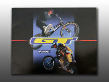 Collectable Y2K GT BMX bicycle, product catalog, new product line