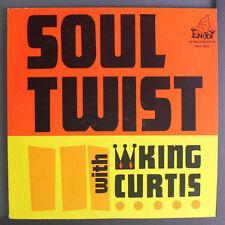 KING CURTIS: Soul Twist LP Soul
