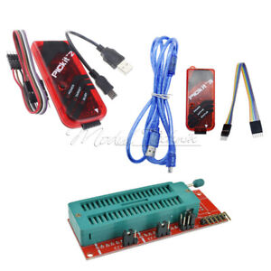 PICkit3 PICkit2 PIC KIT3 KIT2 Debugger Programmer Emulator PIC Controller Board