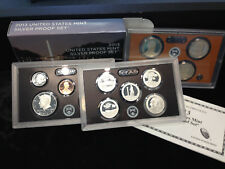 2013-S SILVER 14 Coin Proof Set ORIGINAL!!! Popular!