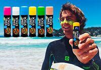 Protector solar Sun Zapper stick. Sun protection water resistent zinc stick.