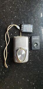 Olympus µ 300 Digital 3.2MP Digital Camera - Silver