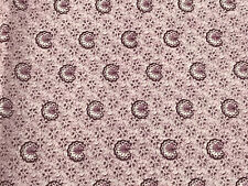 """Floral Cotton Printed Fabric 45"""" Width 1 Yard"""