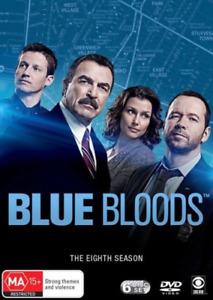 Blue Blood Series Season 8 DVD R4 New Sealed