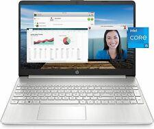 New listing Hp 15 Laptop, 11th Gen Intel Core i5-1135G7 Processor, 8 Gb Ram, 256 Gb Ssd Stor