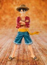 "Bandai Spirits Figuarts cero paja sombrero Luffy ""One Piece """