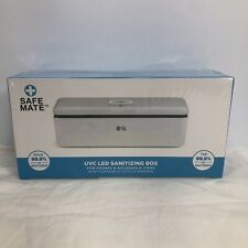 Safe Mate x Case-Mate, UVC Sanitizing Box - Phone & Accessories Sanitizer *NEW*