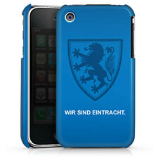 Apple iPhone 3Gs Premium Case Cover - Wappen blau
