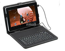 RCA 7in Quad Core 16GB Android 6.0 Pad-Keyboard Case Bundle +16GB FlashDrive