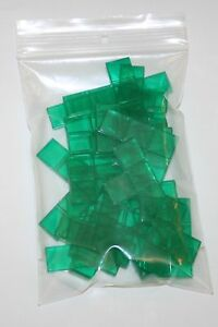 2003/5 Educational Insights BLOKUS Replacement parts - FULL SET 21 GREEN PIECES