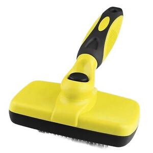 Professional Self Cleaning Grooming Slicker Brush For Pet Dog Puppy Cat Rabbit