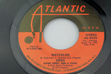 Abba: Waterloo / Watch Out [Unplayed Copy]
