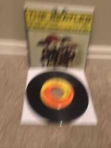 "The Beatles ""4 by 4"" 1964 USA extended play 7"" Vinyl record -  PLAY TESTED"