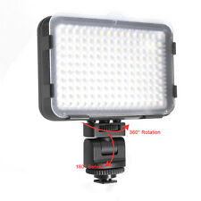 XT-160 160 LED Video Studio Light Lamp for Camcorder  Canon Nikon Camera CN-160