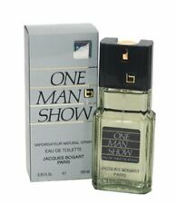 One Man Show By Jacques Bogart 100ml 3.33oz Men E.D.T Spray NEW