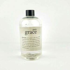 PHILOSOPHY-Pure Grace Body Spritz-16 oz. Super-Size Re-Fill bottle NEW! No pump.
