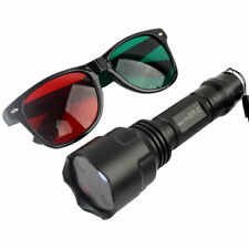 Strabismus Amblyopia Optometry Worth 4 Dot Test with Red Green Glasses TorchType