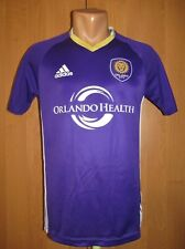 ORLANDO CITY 2016/2017 HOME PLAYER ISSUE SHIRT JERSEY ADIZERO ADIDAS KAKA ERA S