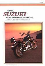 Clymer Suzuki Vs700-800 Intruder Twins 1985-1997 , Unknown
