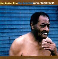 Junior Kimbrough - You Better Run: The Essential Junior Kimbrough [New Vinyl]