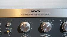 Revox B-750 MK2 (B750 MK 2) TOP Verstärker mit super Sound!! Srn:22601