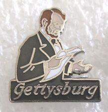 Town of Gettysburg, Pennsylvania PA Travel Souvenir Collector Pin