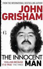 THE INNOCENT MAN - JOHN GRISHAM, PAPERBACK, NEW BOOK (A FORMAT)