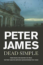 Dead Simple, By Peter James,in Used but Acceptable condition