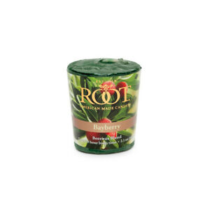 Root 20hr Votive Candles, Bayberry, Set of 6 (1569)