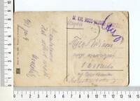 """24803) Autriche/Hongrie 9.6.1918 PC """" Boats """" M. Kir Russ Zaszlo"""