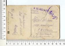 "24803) AUSTRIA/HUNGARY 9.6.1918 PC ""Boats"" M. Kir Russ Zaszlo..."