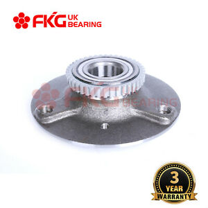 1* FRONT WHEEL BEARING HUB FOR SMART CABRIO CITY COUPE ROADSTER FORTWO 2003-2008