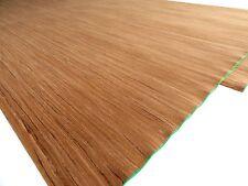TEAK FURNIER 250cm x 65cm PLATTEN EDELHOLZ DESIGN Holz Dekor Möbel Massivholz