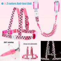 Strap Wrist Leash Walking Anti-lost Harness Belt Hand Toddler Kids Baby Safety