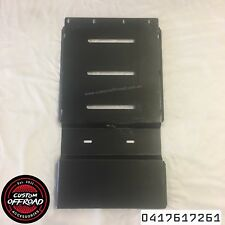 Navara D40 2005 to 2015 Transmission 3mm Mild Steel Bash Plate