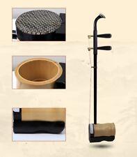Flower Drum Song Daidong ERHU Chinese 2-string Violin Acer mono Maxim花鼓戲色木大筒#074