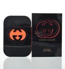 Gucci Guilty Black For Women Eau De Toilette 2.5 Oz 75 Ml Spray