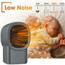 Mini Desktop leise wärmer Heizung Fan Winter warm für Auto Home Office
