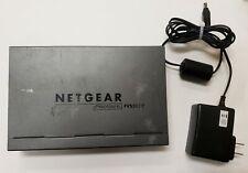 NETGEAR Prosafe Gigabit VPN Firewall FVS318G