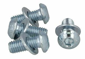 Pack Of 4 Bolts Screws Fits Lower Handle MOUNTFIELD  HP470, HP474, HP536, SP470