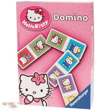 HELLO KITTY DOMINO RAVENSBURGER GAME