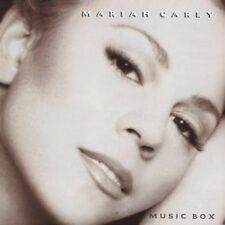 MARIAH CAREY Music Box CD BRAND NEW