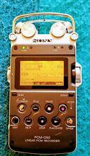 Sony PCM D50 Professional Audio Recorder
