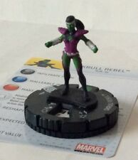 HeroClix Galactic Guardians #004  SKRULL REBEL  MARVEL